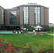 Hotel HOLIDAY INN VINOGRADOVO, Moscow, Russia